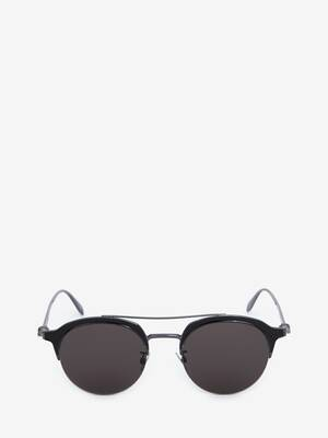 Skull Panthos Metal Sunglasses
