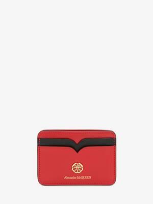 Porte-cartes avec signature