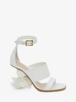 No.13 Flower Wedge Sandal