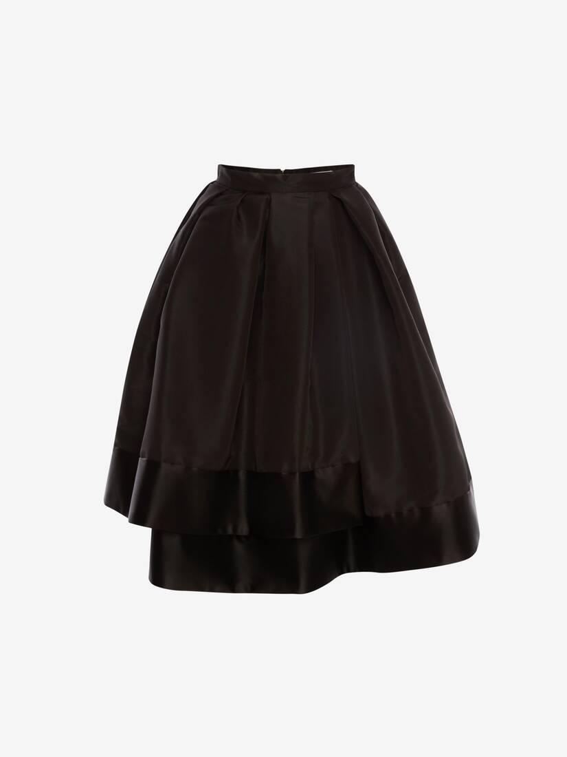 Exploded Midi Skirt