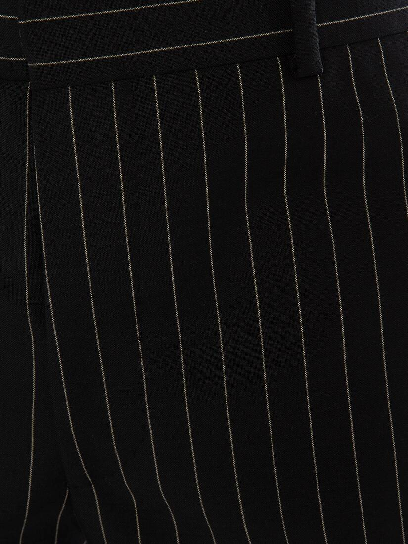 Display a large version of the product image 5 - Pinstripe Trousers