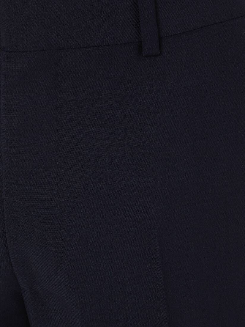 Display a large version of the product image 5 - Wool Mohair Trousers
