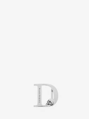 Alphabet Sneaker Charm