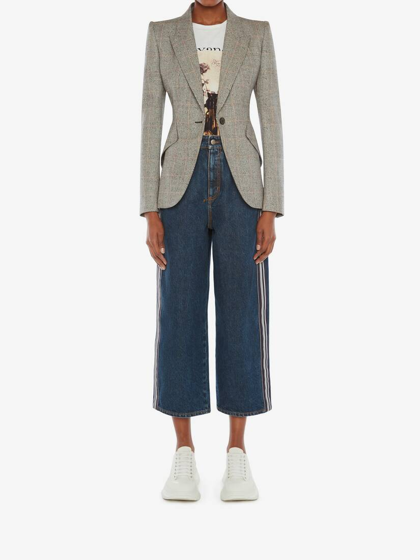 Display a large version of the product image 2 - Boyfriend Denim Trouser
