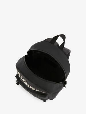 McQueen Graffiti Metropolitan Backpack