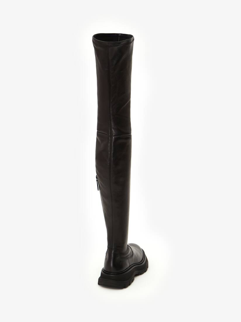 Display a large version of the product image 4 - Thigh-High Tread Boot