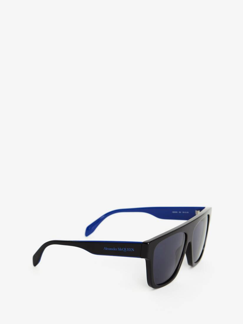 Selvedge Flat Top Sunglasses