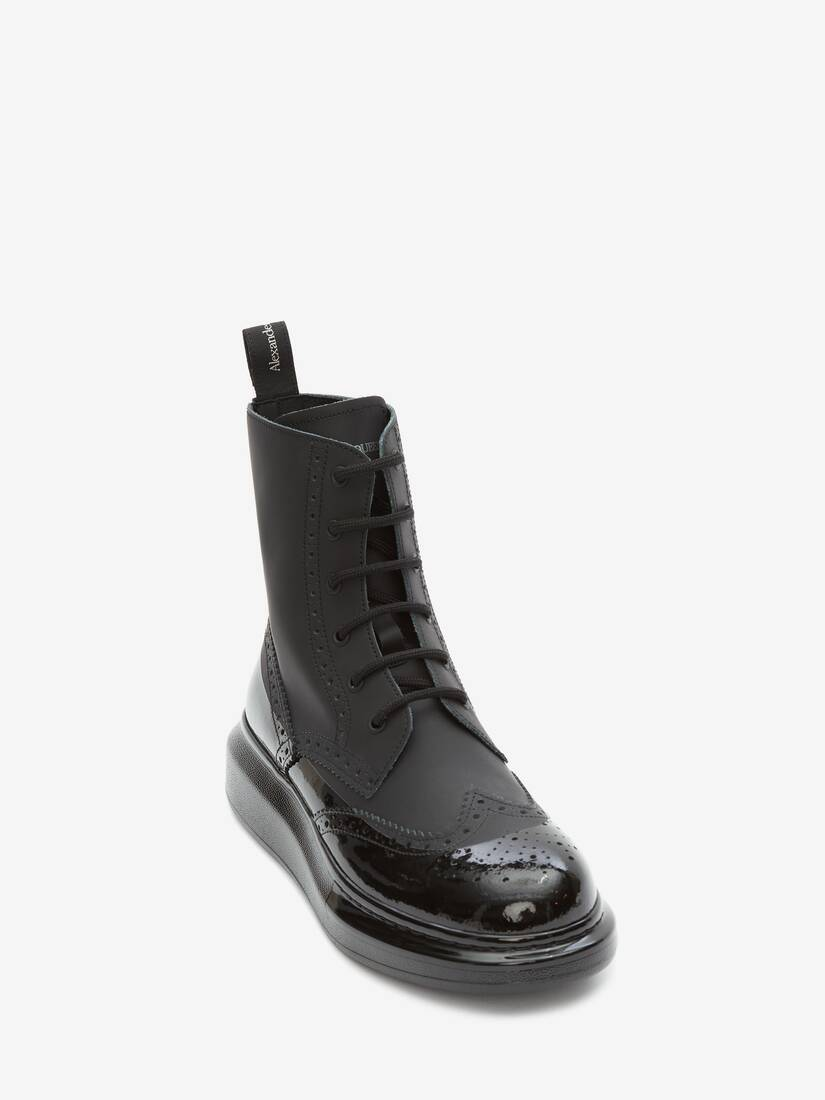 Display a large version of the product image 2 - Hybrid Lace-Up Boot