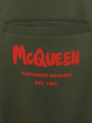 McQueen Graffiti Joggers