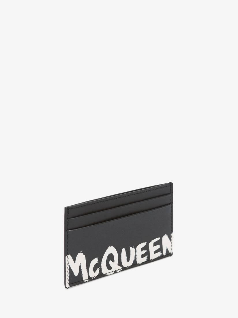비밀번호 재설정 팝업을 닫습니다. 2 - McQueen 그래피티 카드 홀더
