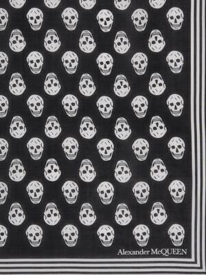 Foulard Skull de motard