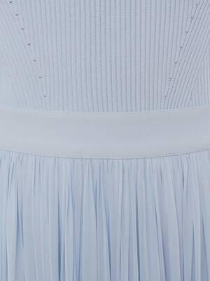 Jersey Midi Dress