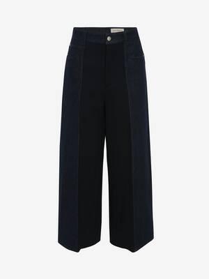 Hybrid Culottes Trouser