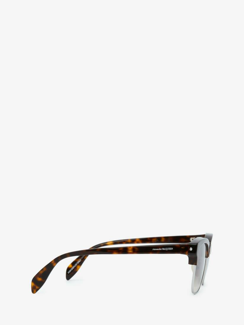 Piercing Square Sunglasses