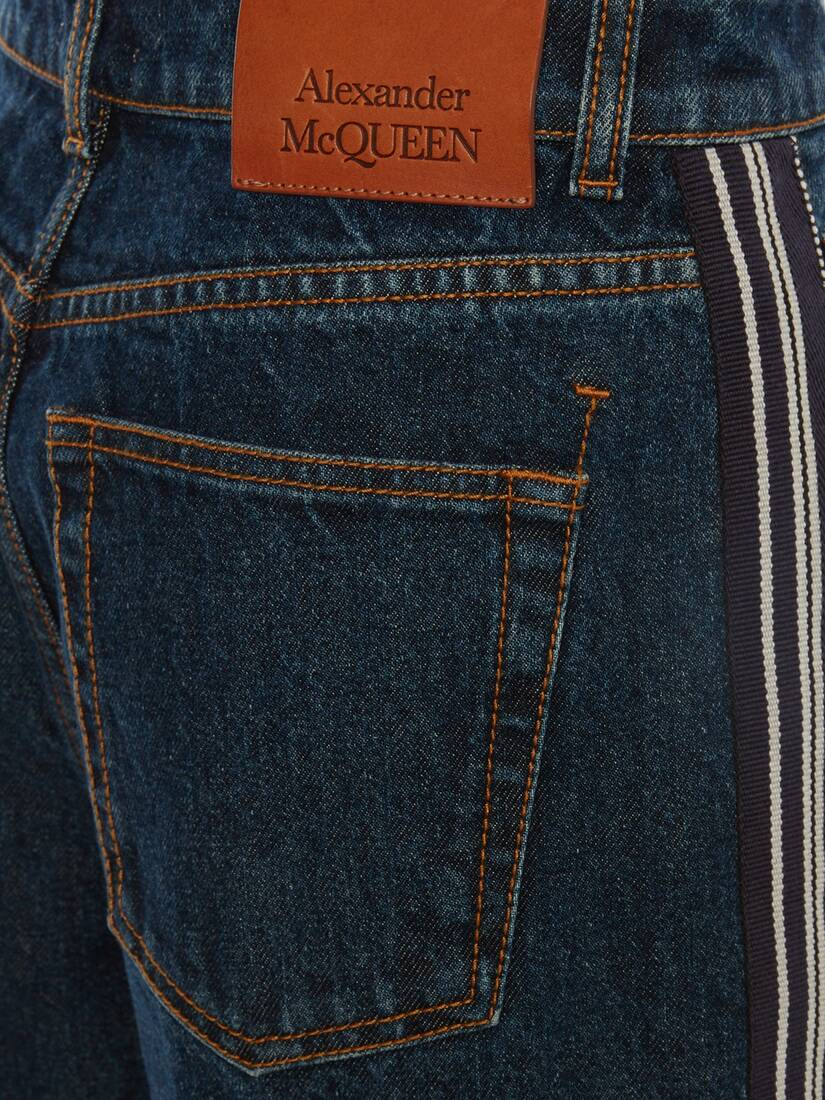 Display a large version of the product image 5 - Boyfriend Denim Trouser