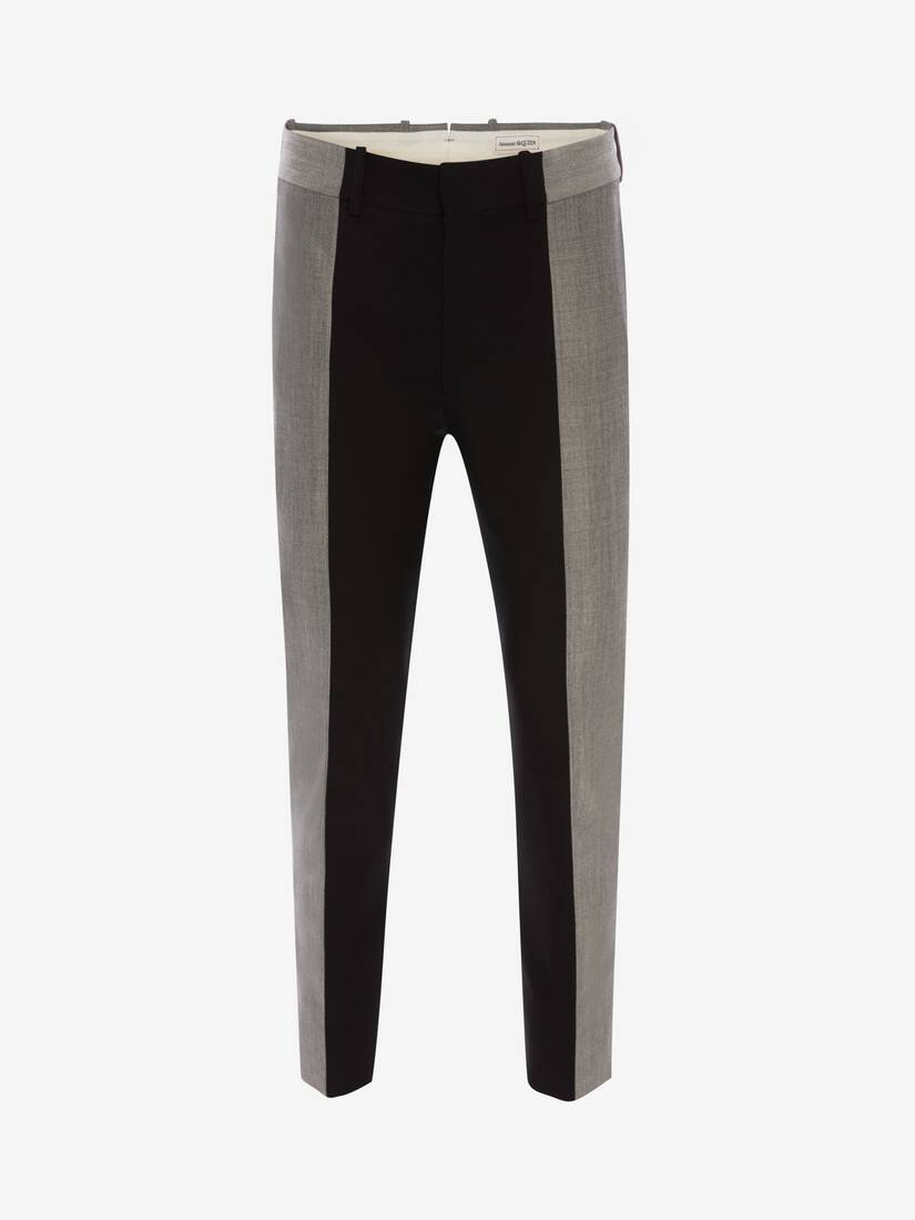Display a large version of the product image 1 - Paneled Tailored Pants