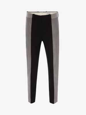 Pantaloni Sartoriali a Pannelli