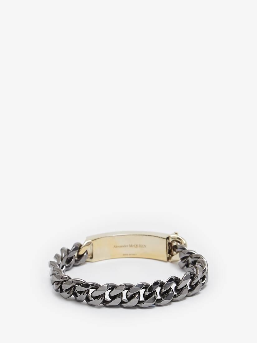Identity Chain Bracelet