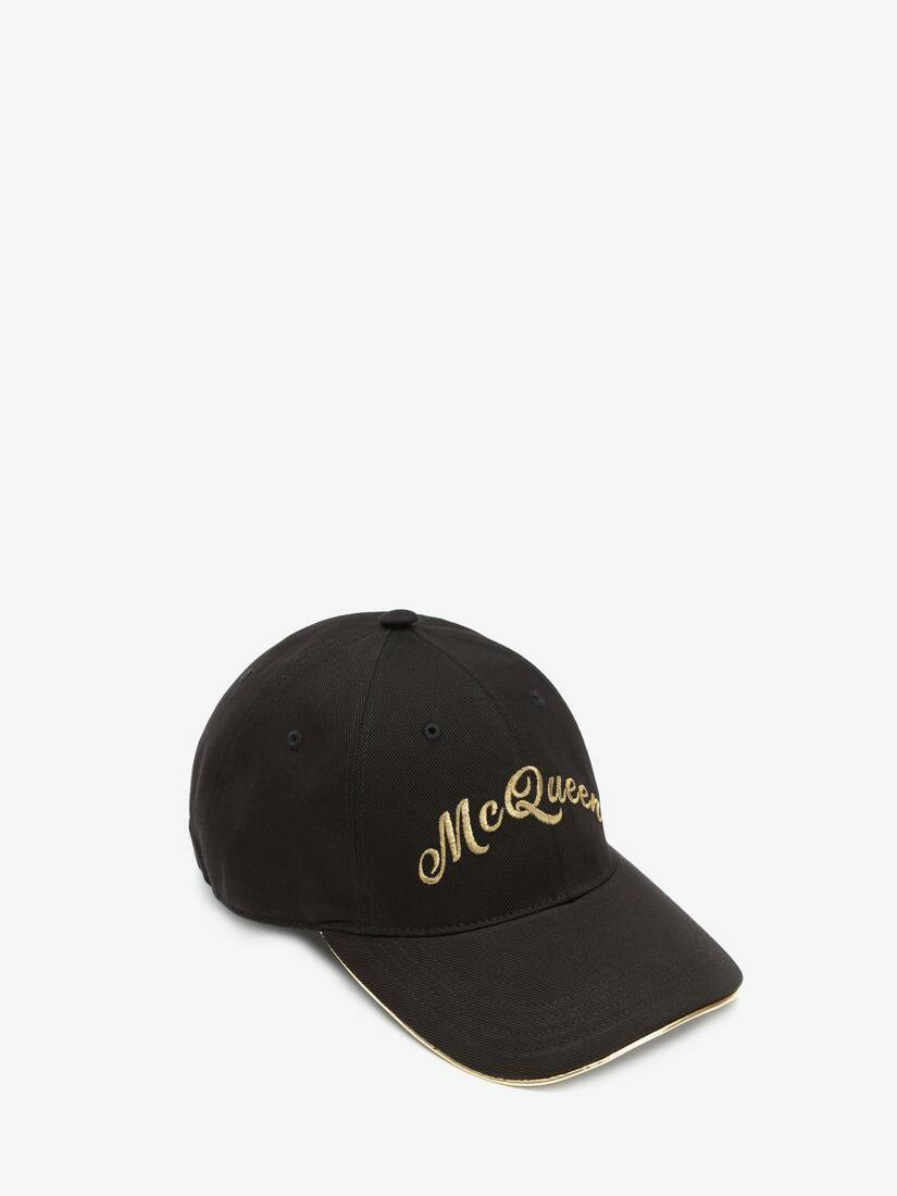 Display a large version of the product image 1 - McQueen Baseball Cap