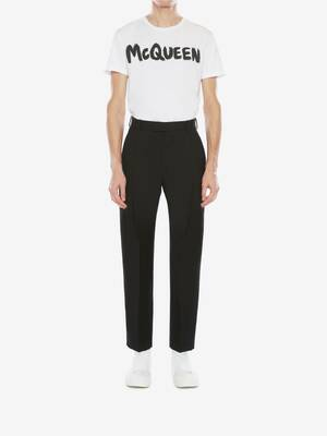 McQueen Graffiti T-Shirt