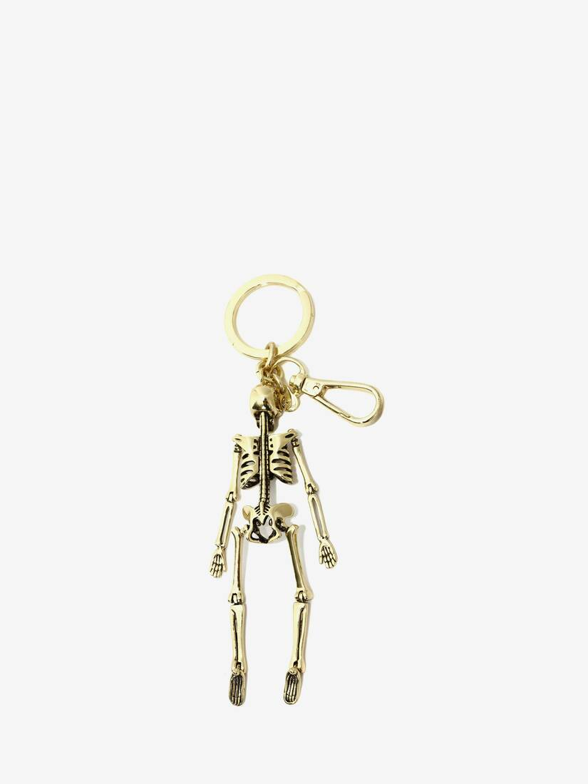 Display a large version of the product image 3 - Skeleton Key Ring