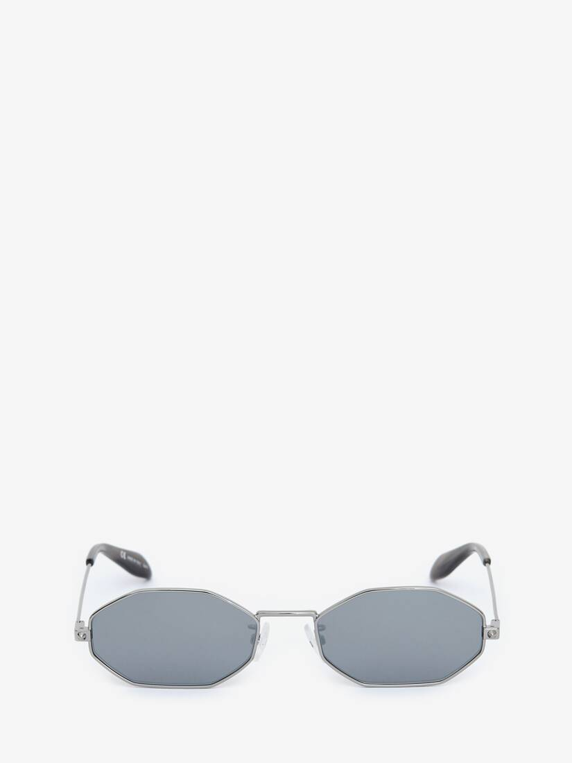 Display a large version of the product image 1 - Piercing Octagonal Sunglasses