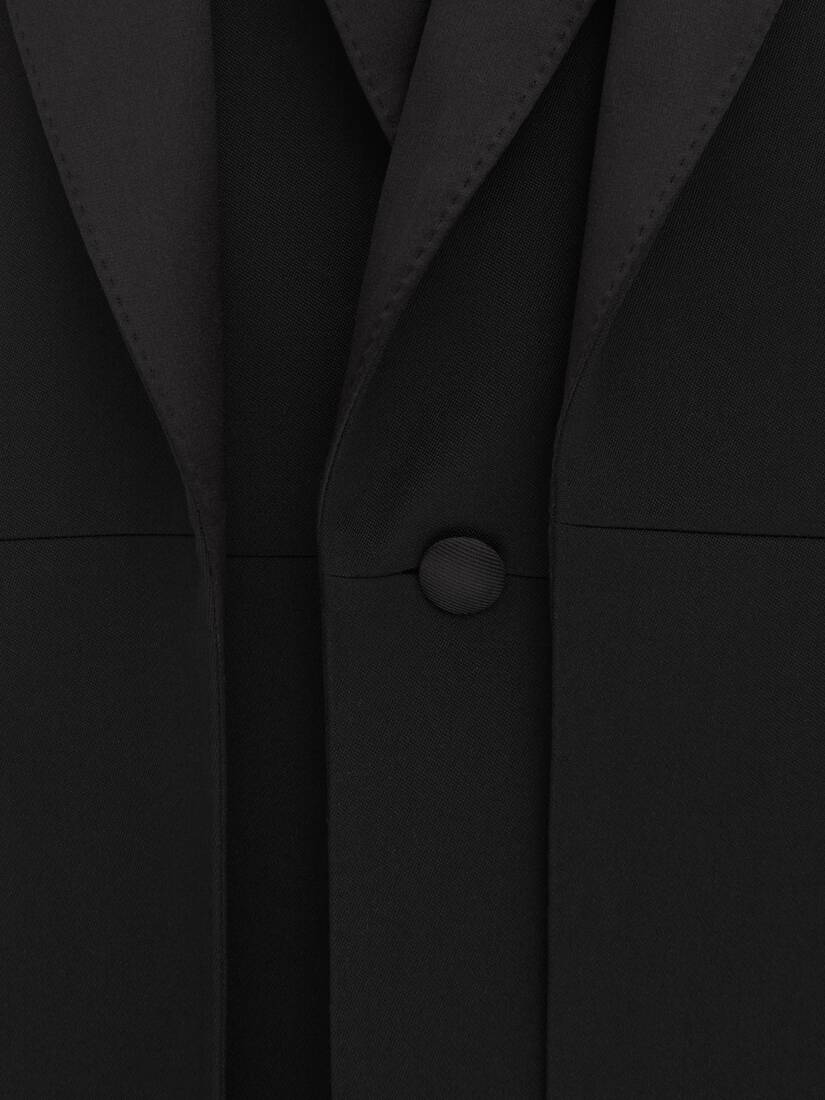 Display a large version of the product image 5 - Double-Lapel Tuxedo Jacket