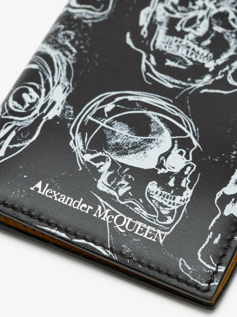 Display a large version of the product image 5 - Painted Skull Pocket Organiser