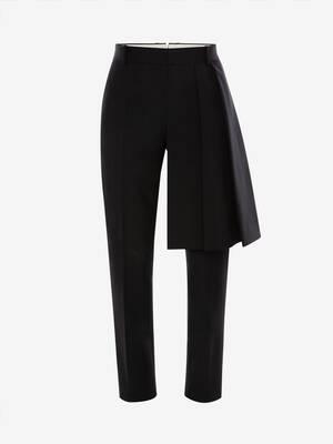 Wool Kilt Pants
