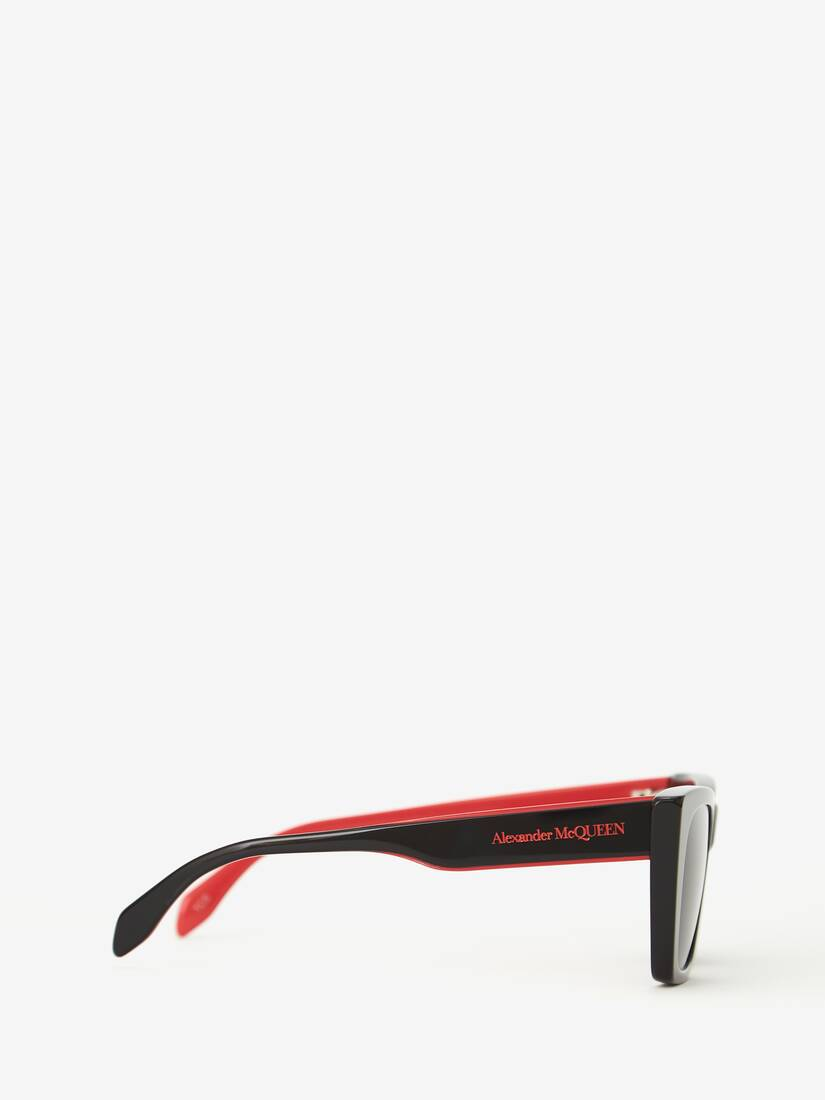 Selvedge Cat Eye Sunglasses