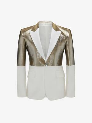 Veste de smoking hybride