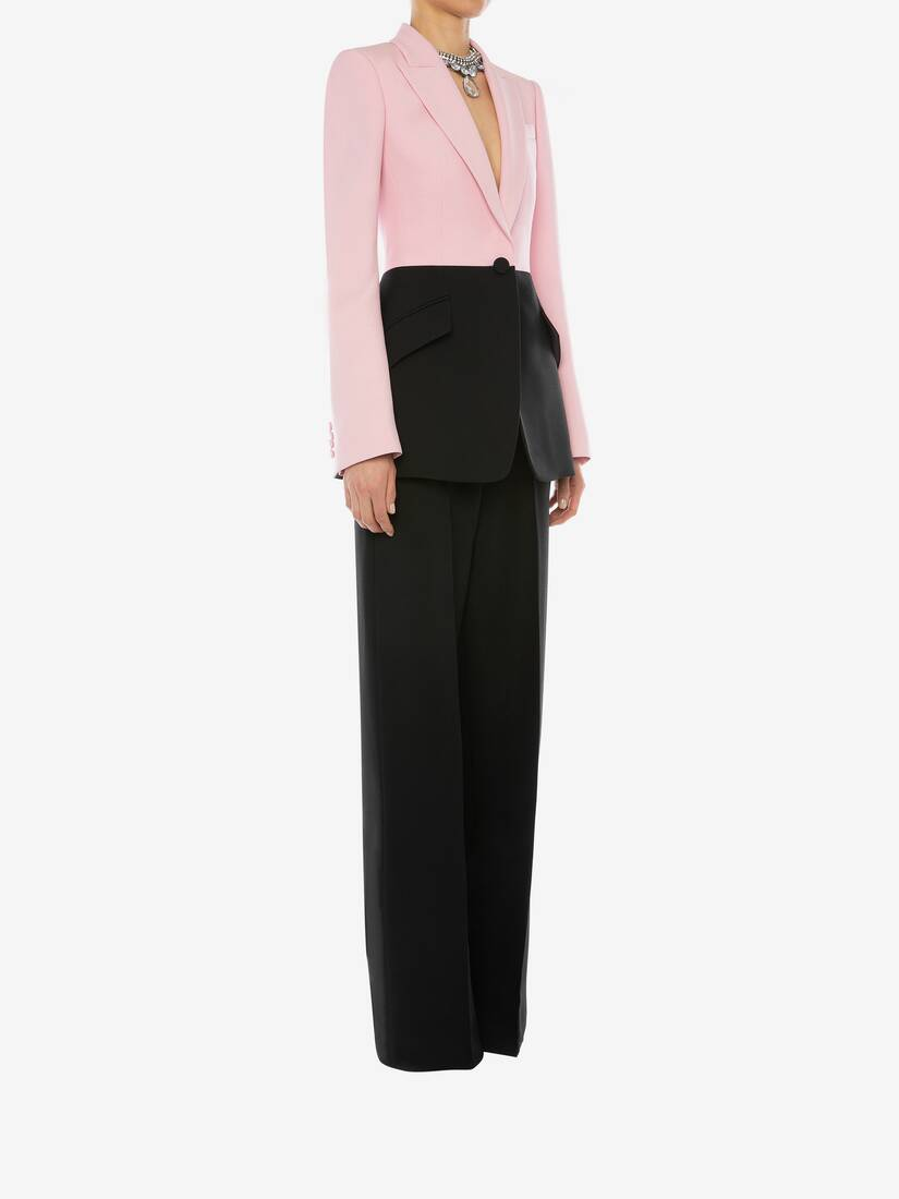 Display a large version of the product image 3 - Wide Leg Trouser