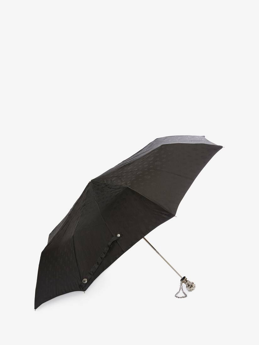 Display a large version of the product image 2 - Skull Folded Umbrella