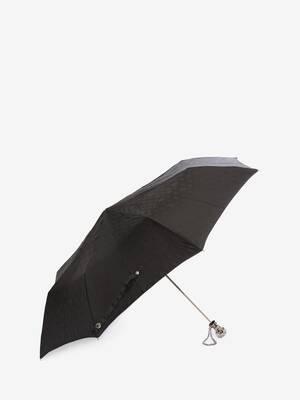 Parapluie Skull pliant