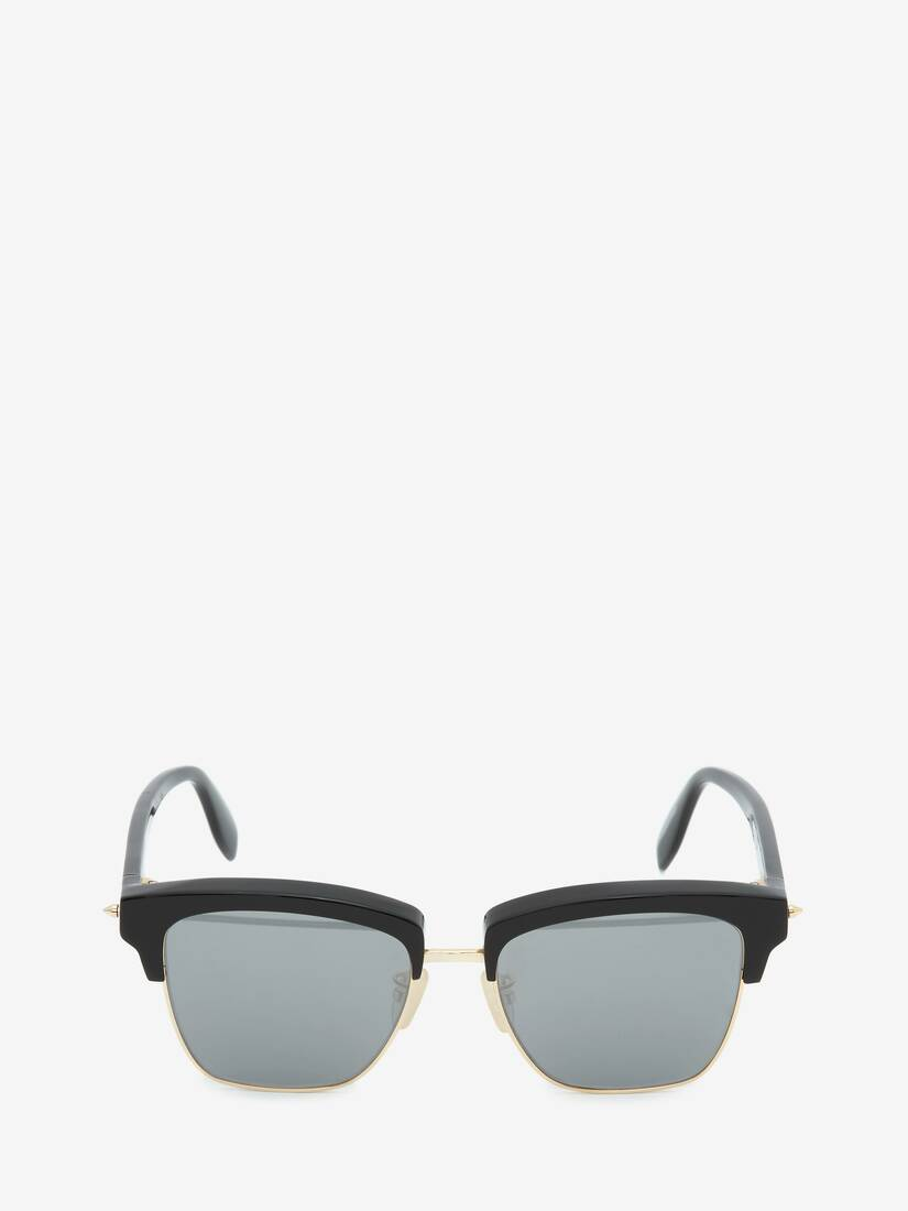 Display a large version of the product image 1 - Piercing Square Sunglasses