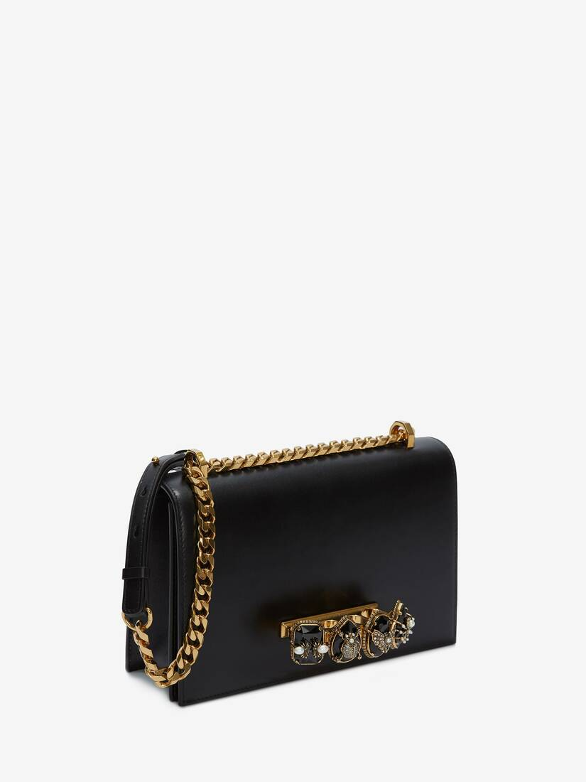 Display a large version of the product image 2 - Jewelled Satchel