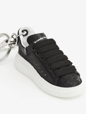 Oversized Sneaker Keyring