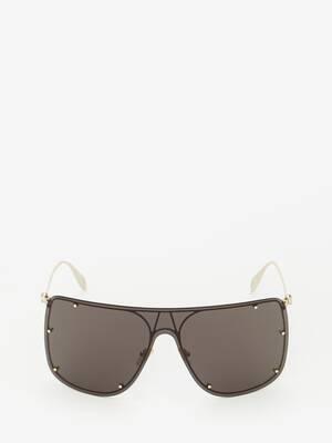 Skull-Mask-Sonnenbrille