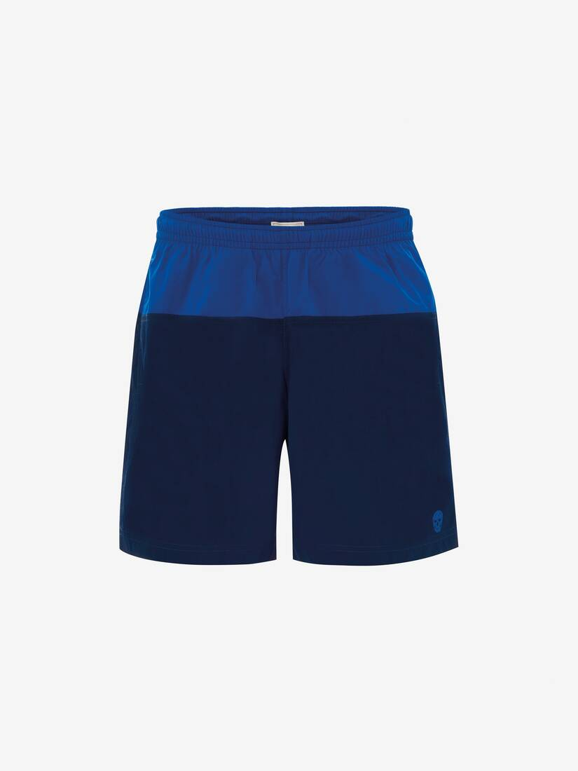 Display a large version of the product image 1 - Bi-Colour Swim Shorts