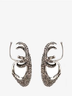 Triple Ear Cuff Earrings