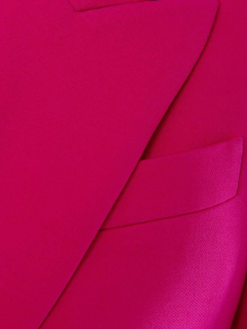 Afficher une grande image du produit 5 - Veste en mélange léger de laine et soie