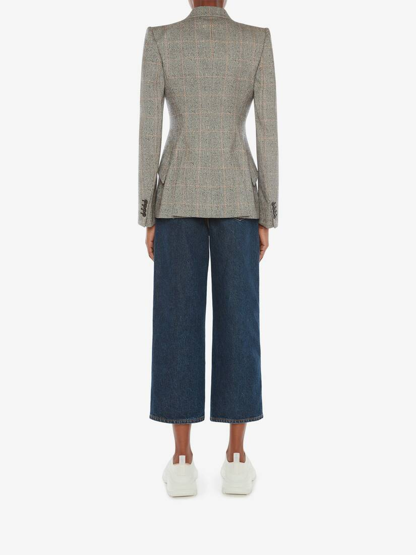 Display a large version of the product image 4 - Boyfriend Denim Trouser