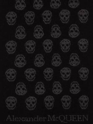 Foulard Skull Double-Face