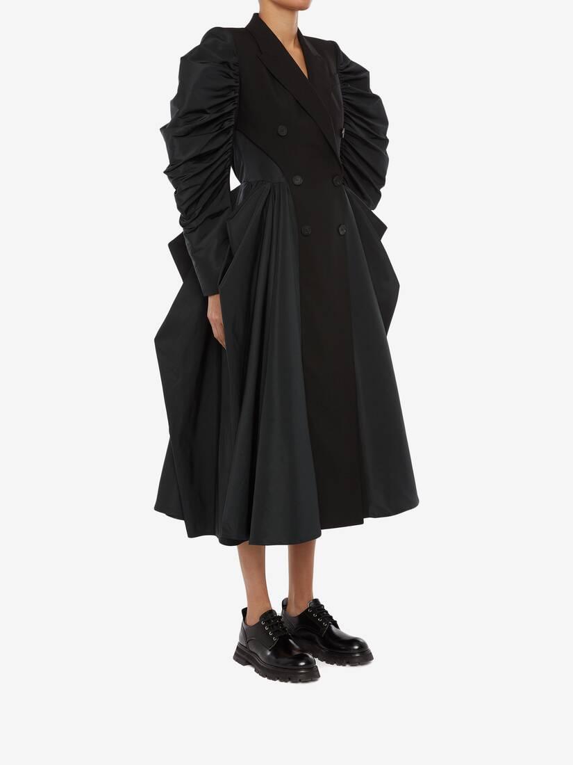 Cappotto Drappeggiato