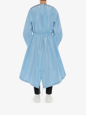 Kimono Sleeves Oversize Parka