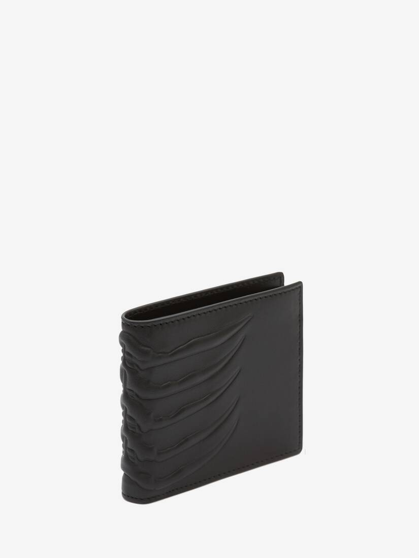 Display a large version of the product image 2 - Rib Cage Billfold Wallet