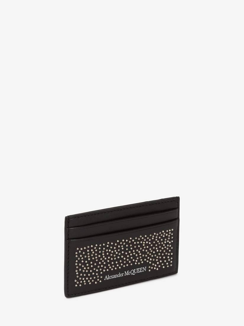 Studded Card Holder