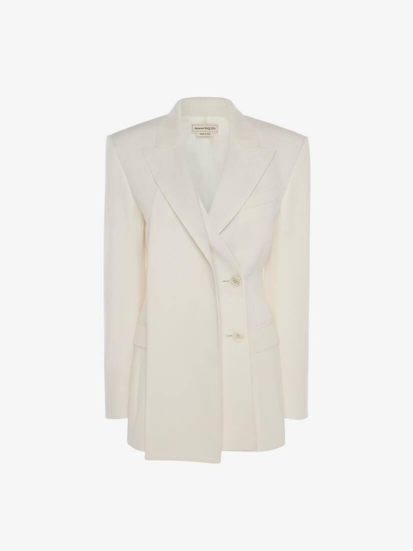 Display a large version of the product image 1 - Grain du Poudre Slash Lapel Jacket