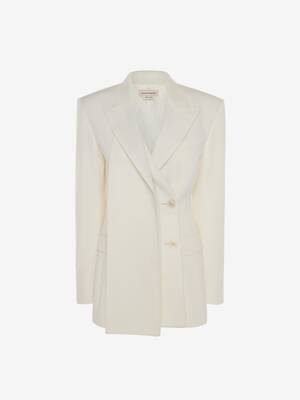 Grain du Poudre Slash Lapel Jacket