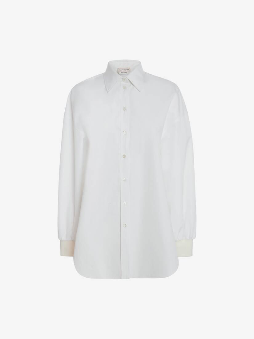 Cocoon Sleeve Shirt